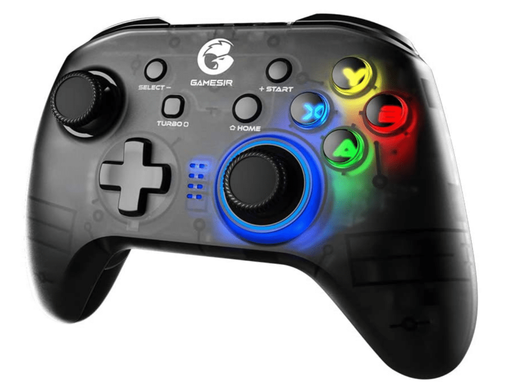 gamesir t4 pro android gaming controller