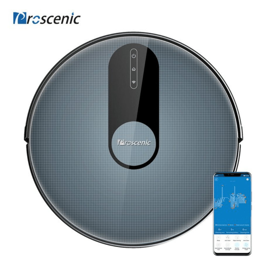 proscenice robot vacuum cleaner