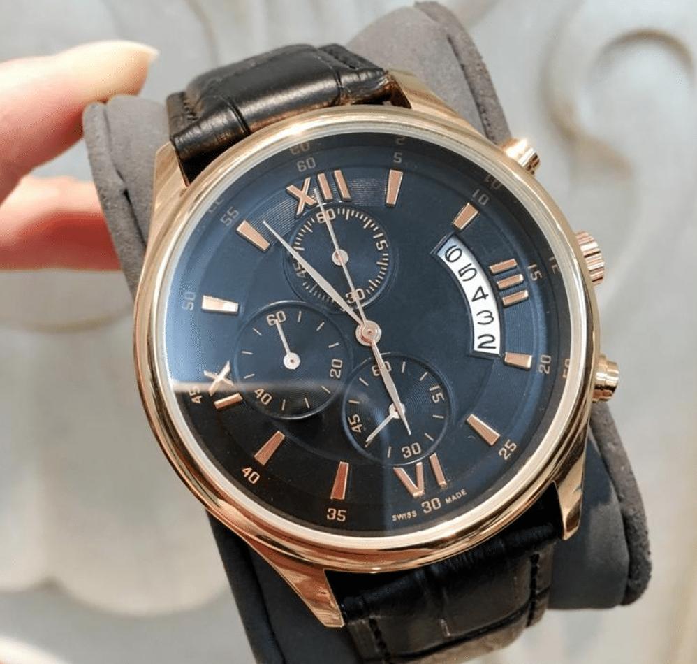 swiss made quartz watch