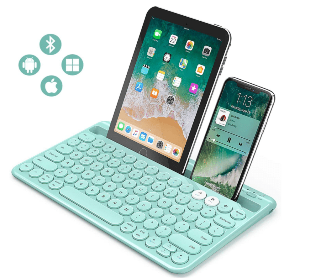 Jelly Comb iPad Keyboard
