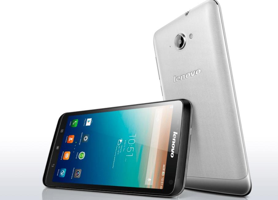 Lenovo Chinese mobile brand