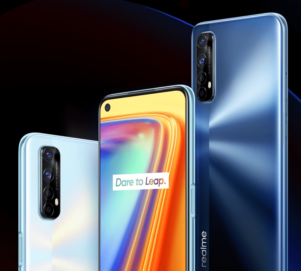 Realme Chinese mobile brands