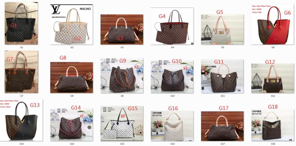 LV Bags on DHgate