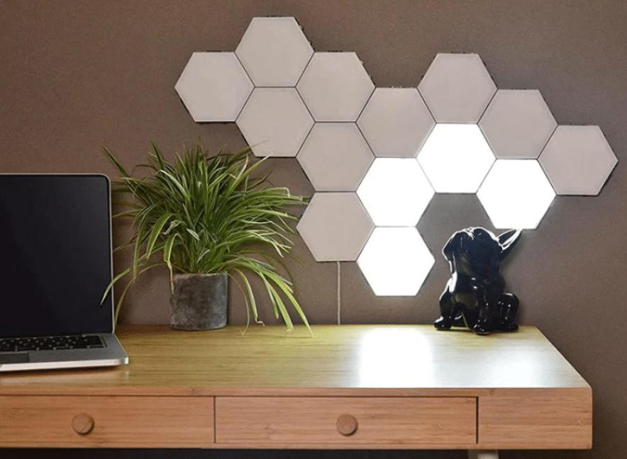 Touch wall sensor LED lamp