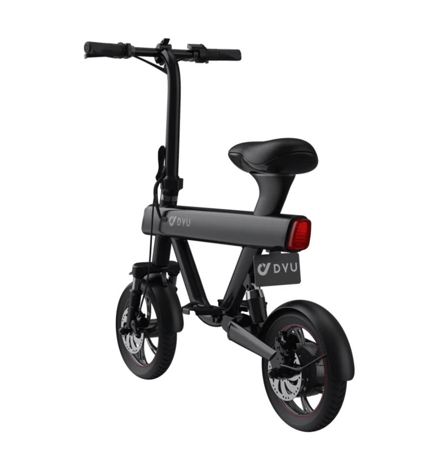 Dyu d2 chinese electric bike