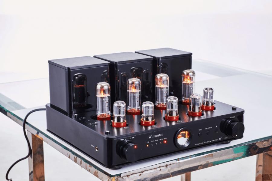 China tube amplifier