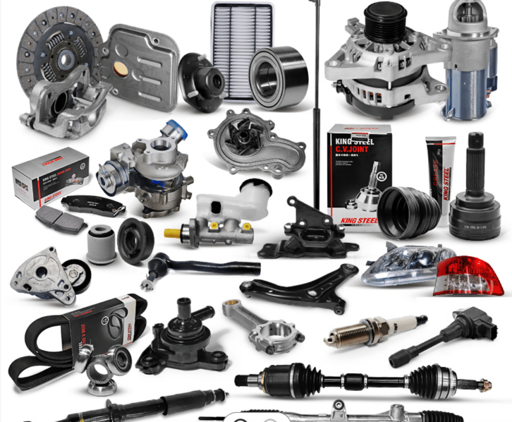 alibaba car parts supplier