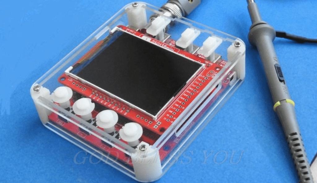 digital oscilloscope from china