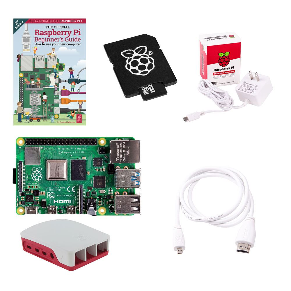 raspberry pi 4 microcenter