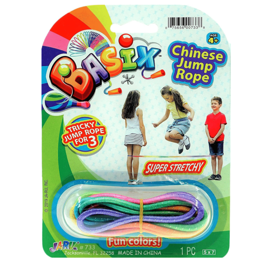 chinese stretch rope
